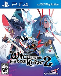 The Witch and the Hundred Knight 2 Packshot