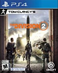 Tom Clancys: The Division 2 Packshot
