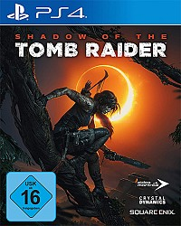 Shadow of the Tomb Raider Packshot
