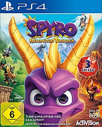 Spyro Reignited Trilogy Packshot