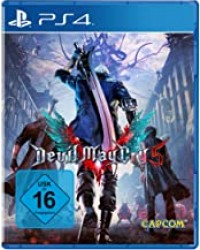 Devil May Cry 5 Packshot