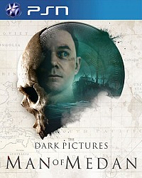 The Dark Pictures Anthology: Man of Medan Packshot