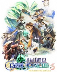 Final Fantasy: Crystal Chronicles - Remastered Edition Packshot