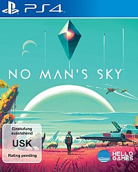 No Man´s Sky Packshot