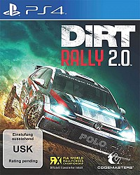 Dirt Rally 2.0 Packshot