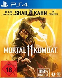 Mortal Kombat 11 Packshot