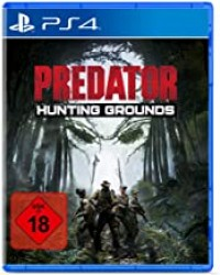 Predator: Hunting Grounds Packshot