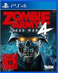 Zombie Army 4: Dead War Packshot