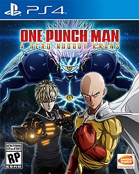One Punch Man: A Hero Nobody Knows Packshot
