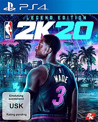 NBA 2K20 Packshot