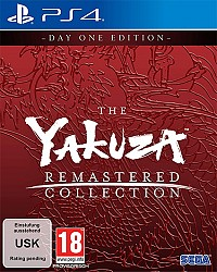 Yakuza Remastered Collection Packshot