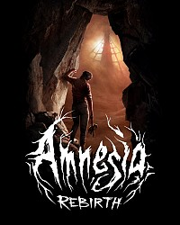 Amnesia: Rebirth Packshot