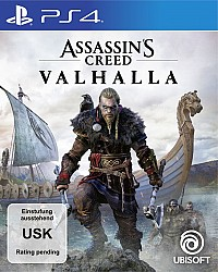 Assassin's Creed: Valhalla Packshot