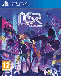 No Straight Roads Packshot