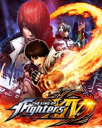 The King of Fighters XV Packshot