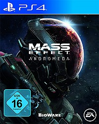 Mass Effect: Andromeda Packshot
