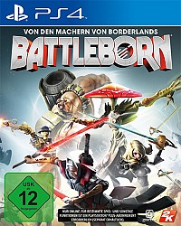 Battleborn Packshot