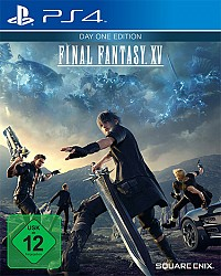 Final Fantasy XV Packshot