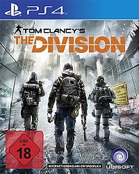 Tom Clancys: The Division Packshot