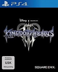 Kingdom Hearts III Packshot