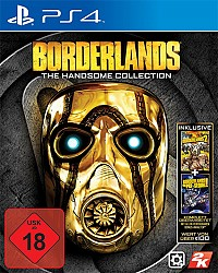 Borderlands: The Handsome Collection Packshot