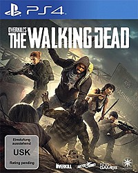 Overkill's The Walking Dead Packshot