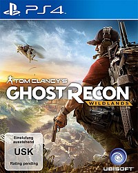 Tom Clancy's: Ghost Recon Wildlands Packshot