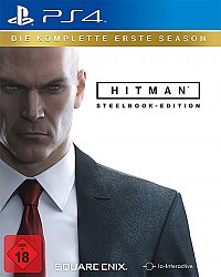 Hitman Packshot