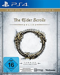 The Elder Scrolls Online: Tamriel Unlimited Packshot