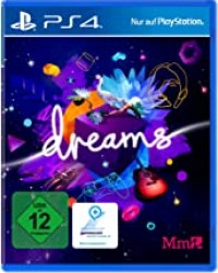 Dreams Packshot