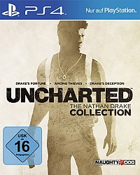 Uncharted: The Nathan Drake Collection Packshot