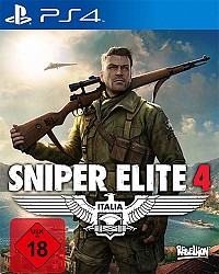 Sniper Elite 4 Packshot