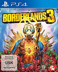 Borderlands 3 Packshot
