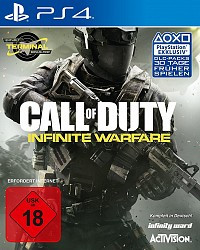 Call of Duty: Infinite Warfare Packshot