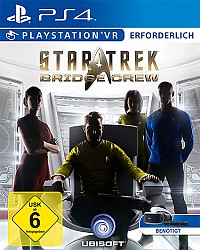 Star Trek: Bridge Crew Packshot