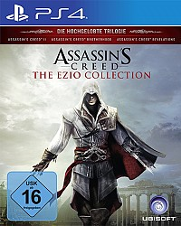 Assassin's Creed Ezio Collection Packshot