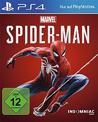 Spider-Man Packshot