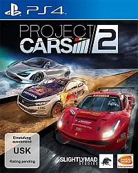 Project CARS 2 Packshot