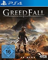 GreedFall Packshot