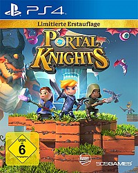 Portal Knights Packshot