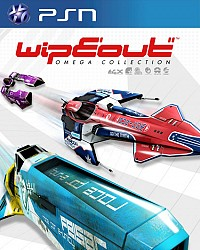 WipEout Omega Collection Packshot
