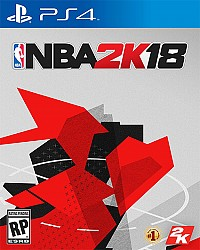 NBA 2K18 Packshot