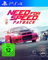 Need for Speed - Payback Packshot