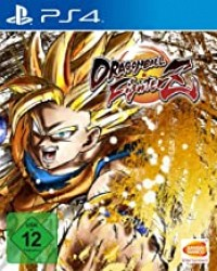 Dragon Ball FighterZ Packshot