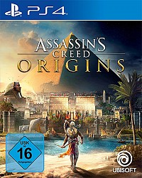Assassin's Creed: Origins Packshot