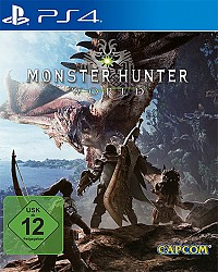Monster Hunter: World Packshot