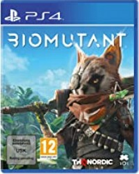 Biomutant Packshot