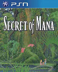 Secret of Mana Packshot