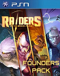 Raiders of the Broken Planet Packshot