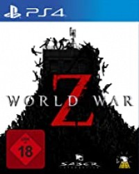 World War Z Packshot